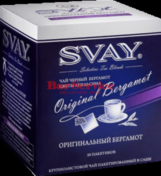 """Чай Svay """"Оригинальный бергамот"""" (Original Bergamot)"""