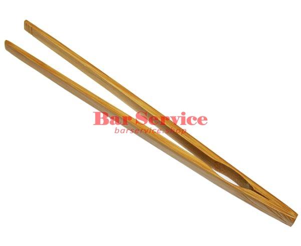 Щипцы бамбуковые 18 см