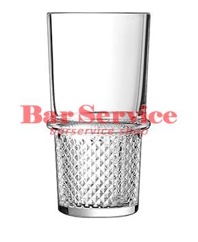 Хайбол «Нью-Йорк»; стекло; 350мл; D=74,H=144мм; прозр.