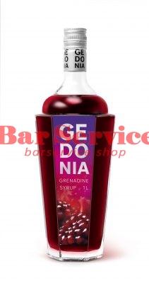 "Сироп ""Гренадин"" бутылка 1л Гедония"