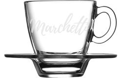 Кофейная пара Marchetti 200мл