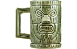 Кружка пивная «Тики», зеленая