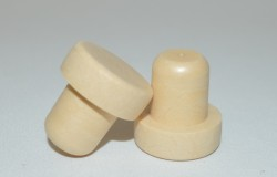 Пробка гриб ,синтетика 17,5мм