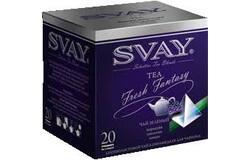 "Чай Svay ""Свежая фантазия"" (Fresh Fantasy) в пирамидках"