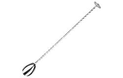 Ложка барменская с мадлером «Проотель» 25см