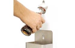 Открыватель д/бутылок настенный top