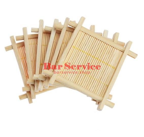 Костер бамбук