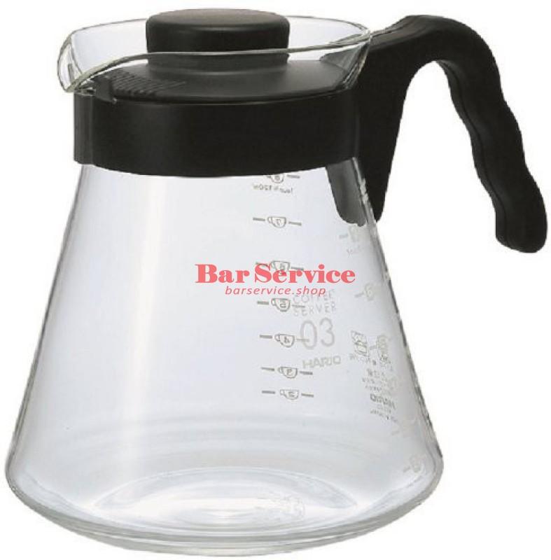 Чайник сервировочный Hario, 600мл