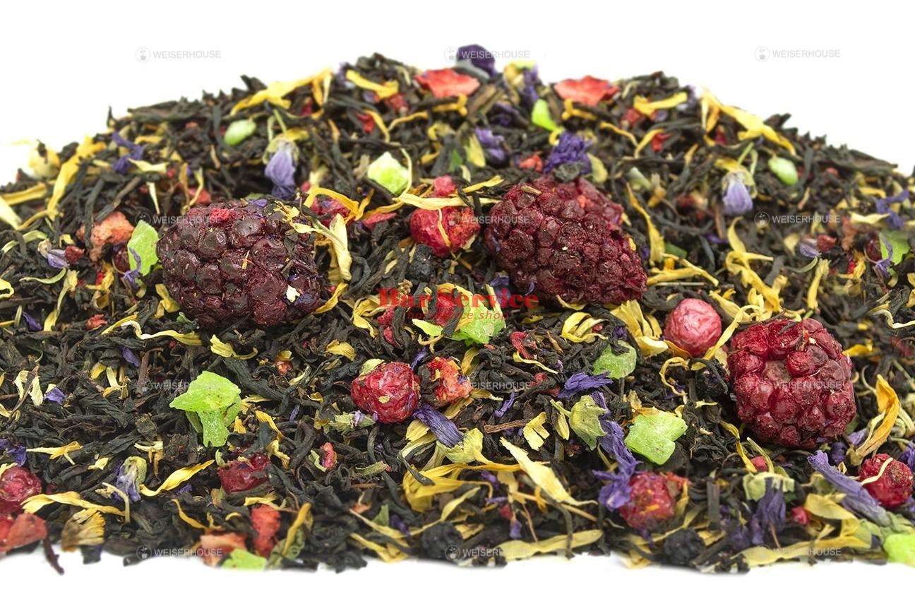 Чай порционный Малина Морошка Премиум 28,5гр