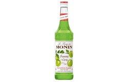 """Сироп """"Зеленое яблоко"""" «Монин»; 1 литр"""