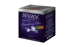 "Чай Svay ""Клубничный шик"" (Strawberry Chic)"