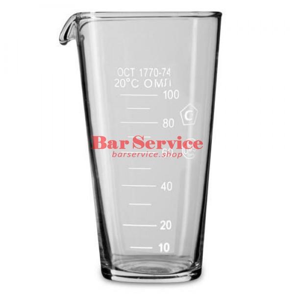 Мерный стакан, 100 мл.