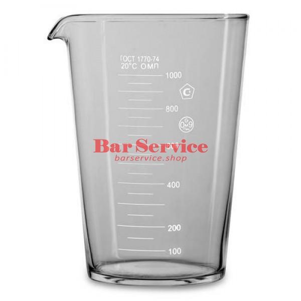 Мерный стакан, 1000 мл.