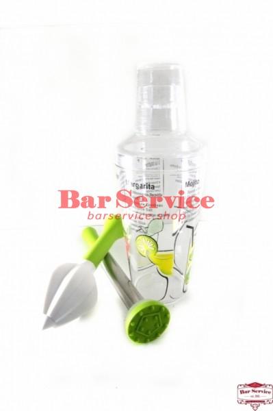 Набор бармена VIN BOUQUET, 4 предмета