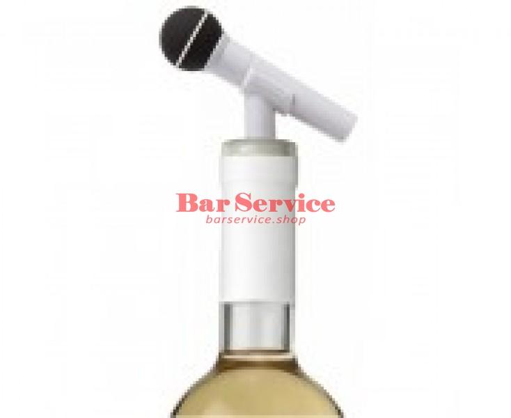Пробка для бутылки Микрофон