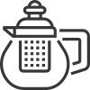 Чайники, кофейники и графины